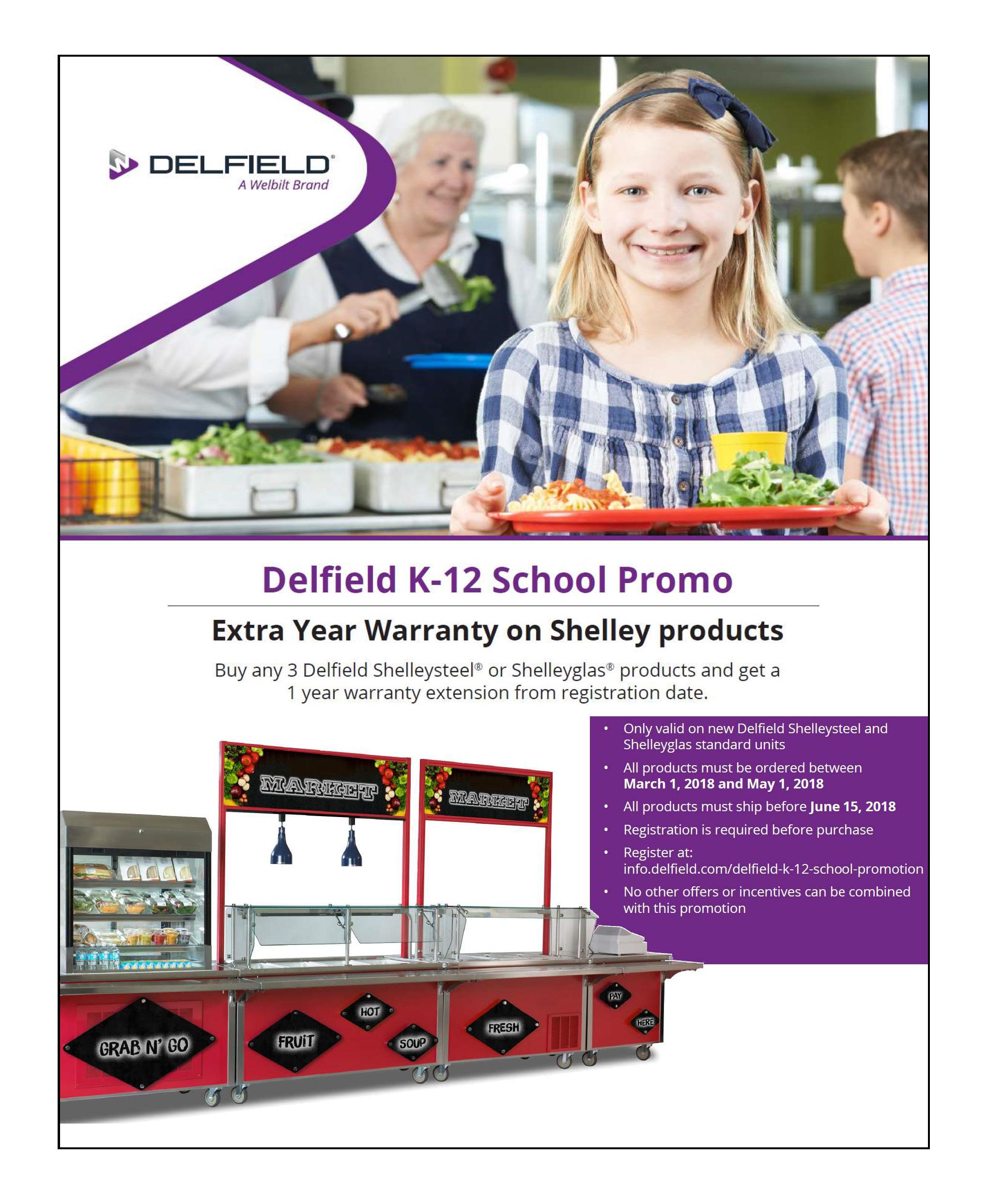 Delfield K-12 School Promotion