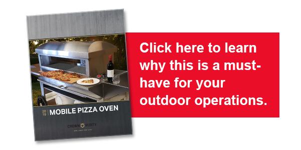 Crown verity pizza